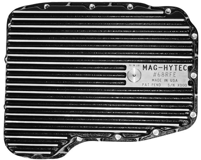 07 5-'18 Dodge Ram Mag-Hytec 68RFE Transmission Pan