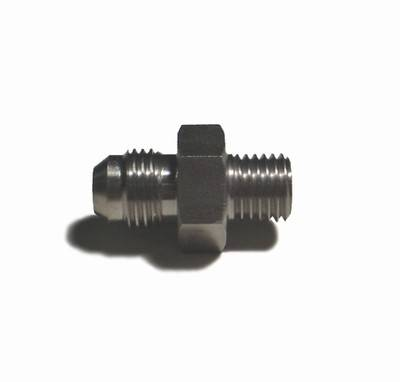 Glacier Diesel Power - -6 AN x 12mm Stainless Adapter Fitting