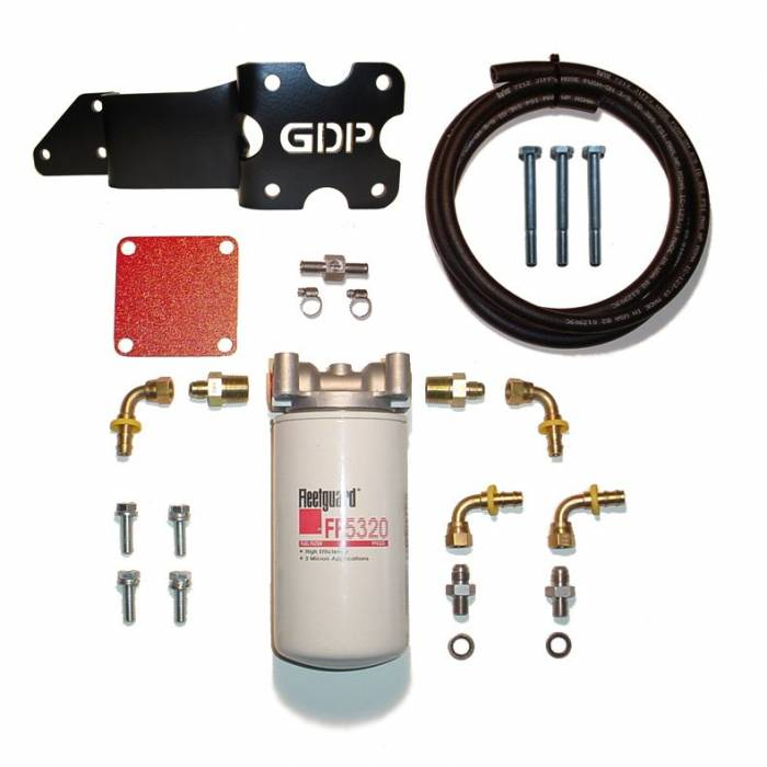 Glacier Diesel Power - '03-'05 GDP MK-2 + Big Line (APPS Mount)