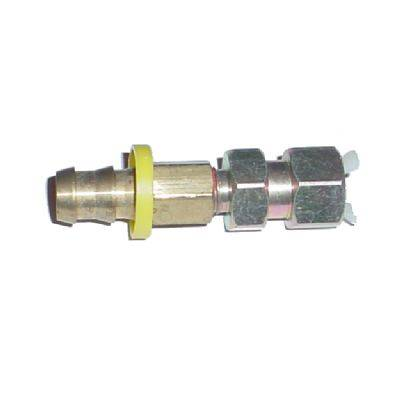 "Glacier Diesel Power - 3/8"" Dorman x 1/2"" Hose Connector"