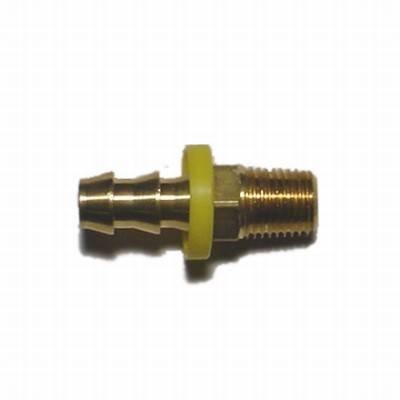 "1/4"" NPT x 3/8"" PushLock Fitting"