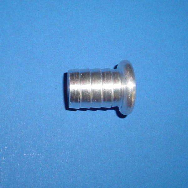 "Glacier Diesel Power - 3/4"" Billet Hose Plug"