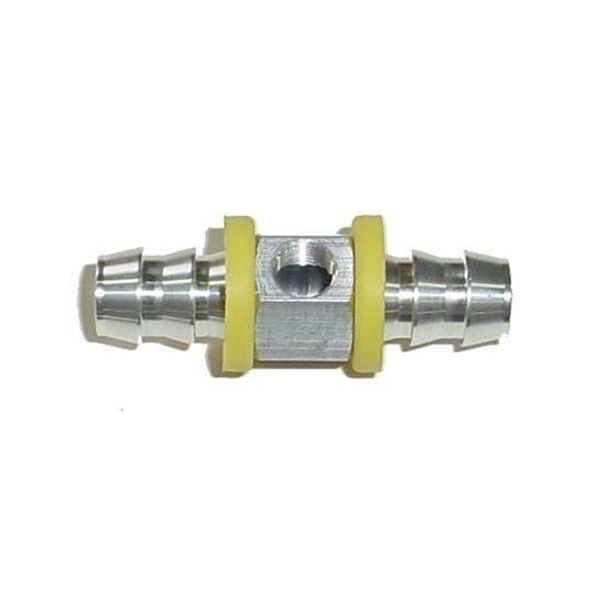"""Glacier Diesel Power - 1/2"""" Pushlock Fuel Pressure Sender Tee"""