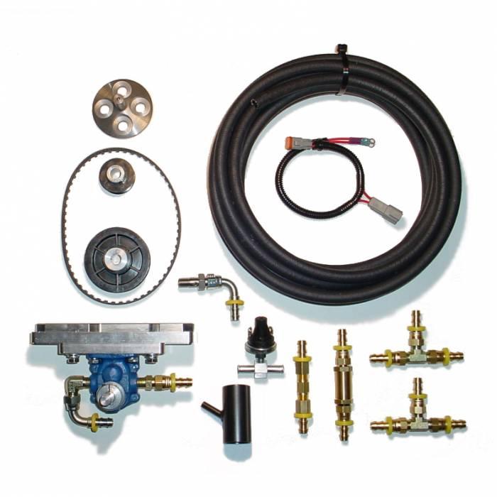 Glacier Diesel Power - '98.5-'02 Dodge Ram 5.9L GDP Fuel Boss Mechanical Lift Pump System PREORDER IS OPEN!