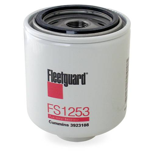 Fleetguard - '94-'96 Fleetguard FS1253 Fuel Filter