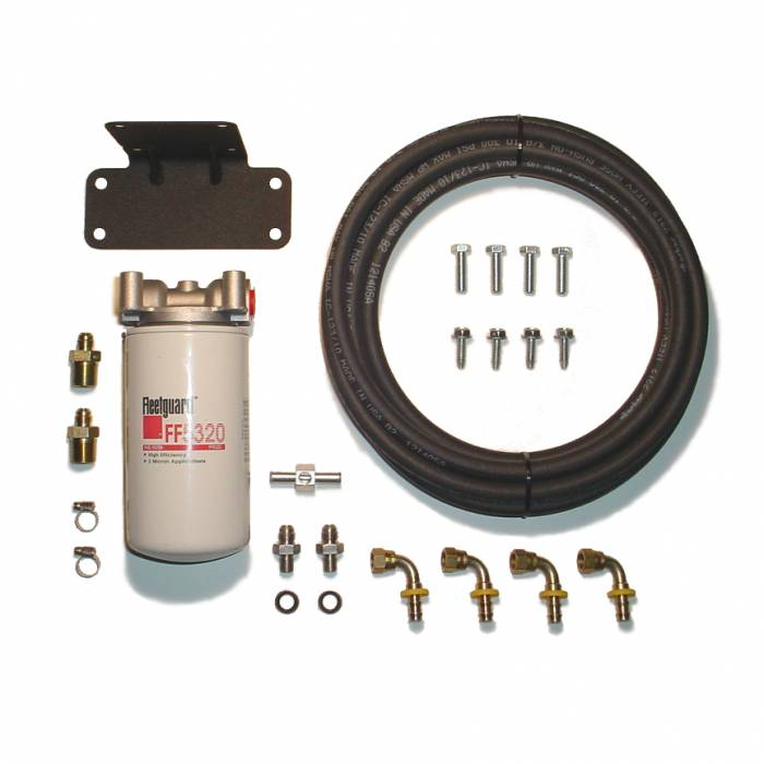 Glacier Diesel Power - '03-'07 Dodge Ram 5.9L GDP MK-2+ Remote Mount Kit