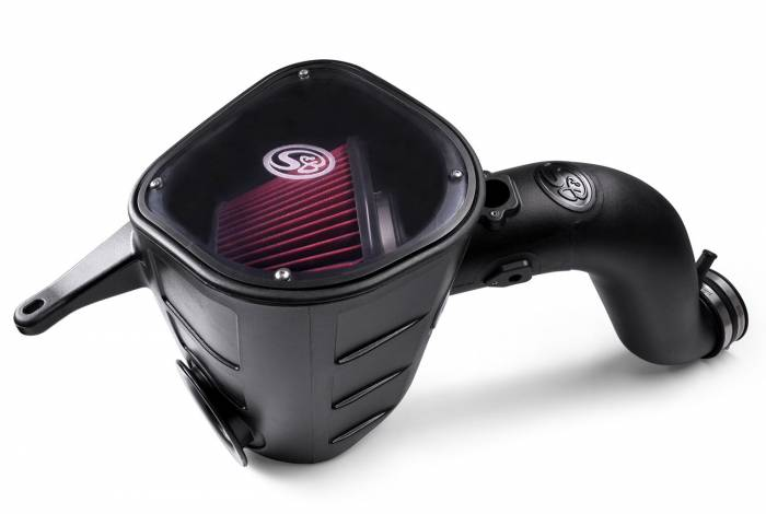 S&B - '13-'18 Dodge Ram 6.7L S&B 75-5068 Cold Air Intake Kit (Cleanable Filter)