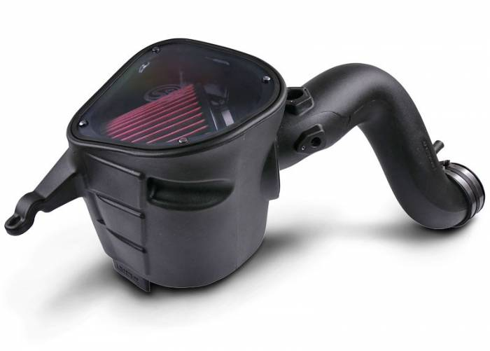 S&B - '07.5-'09 Dodge Ram 6.7L S&B 75-5093 Cold Air Intake Kit (Cleanable Filter)