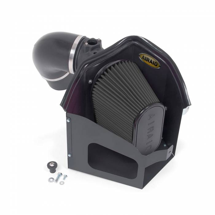 AIRAID - '07.5-'09 Dodge Ram 6.7L AIRAID 302-209 Performance Air Intake System (Dry - Black)