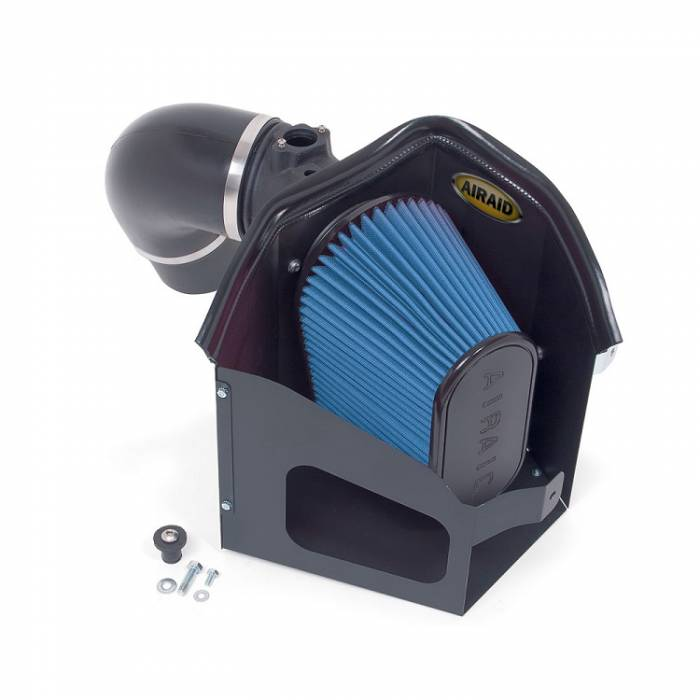 AIRAID - '07.5-'09 Dodge Ram 6.7L AIRAID 303-209 Performance Air Intake System (Dry - Blue)