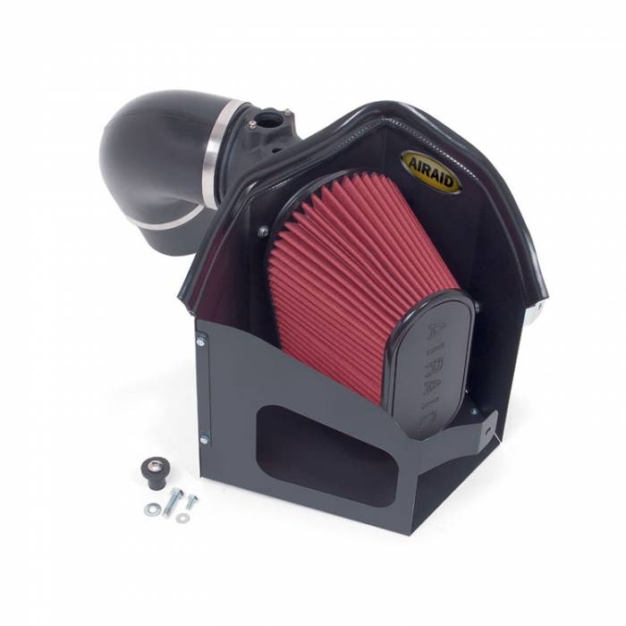 AIRAID - '07.5-'09 Dodge Ram 6.7L AIRAID 301-209 Performance Air Intake System (Dry - Red)