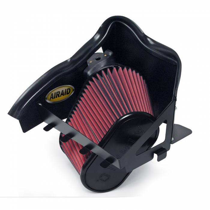 AIRAID - '03-'07 Dodge Ram 5.9L AIRAID 301-155 Cold Air Dam Air Intake (Dry - Red)