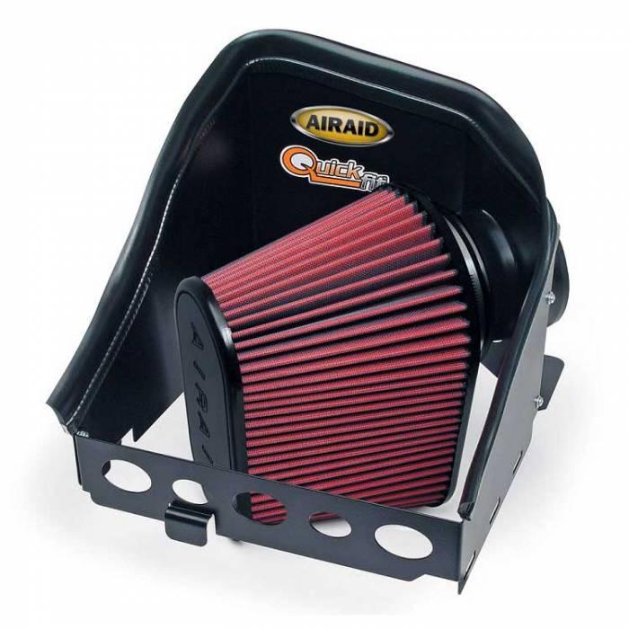AIRAID - '94-'02 Dodge Ram 5.9L AIRAID 301-139 Air Box System (Dry - Red)