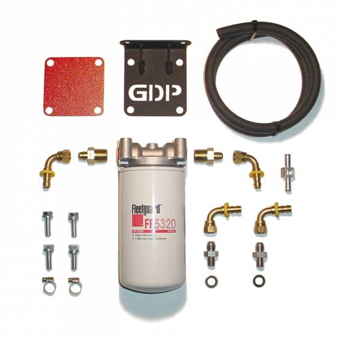 Glacier Diesel Power - '03-'07 GDP MK-2 + Big Line Kit