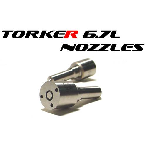 Glacier Diesel Power - '13-'18 GDP 6.7L TORKER-IV 125 HP Injector Nozzles