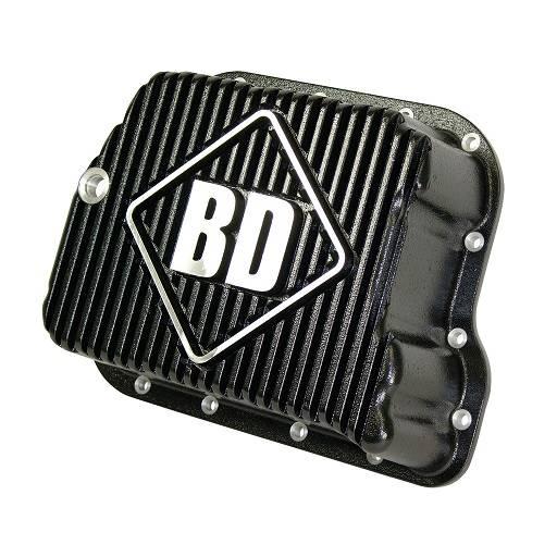 BD Diesel Performance - '89-'07 Dodge Ram 5.9L BD Diesel 1061501 Deep Sump Trans Pan (727/518/47RH/47RE/48RE)