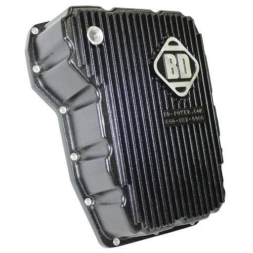 BD Diesel Performance - '07.5-'18 Dodge Ram 6.7L BD Diesel 1061525 Deep Sump Trans Pan (68RFE)