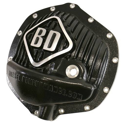 BD Diesel Performance - '13-'18 Dodge Ram 2500 BD Diesel 1061825-RCS Rear Differential Cover AAM 14-Bolt w/RCS