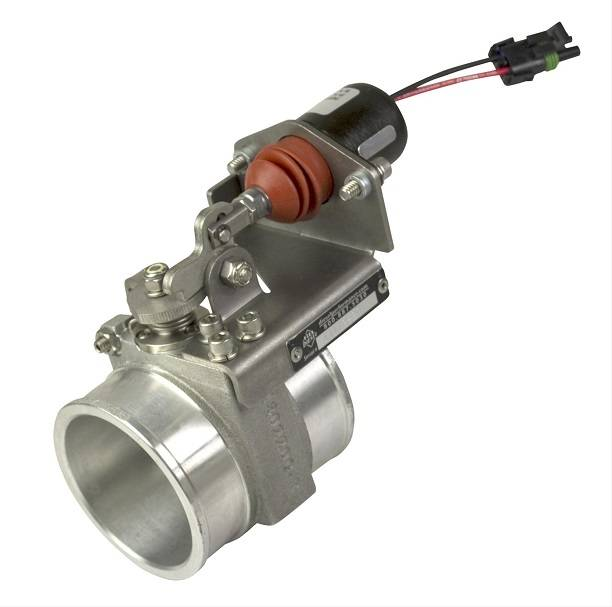 BD Diesel Performance - '98.5-'02 Dodge Ram 5.9L BD Diesel Positive Air Shutdown (Manual Control) 1036719-M