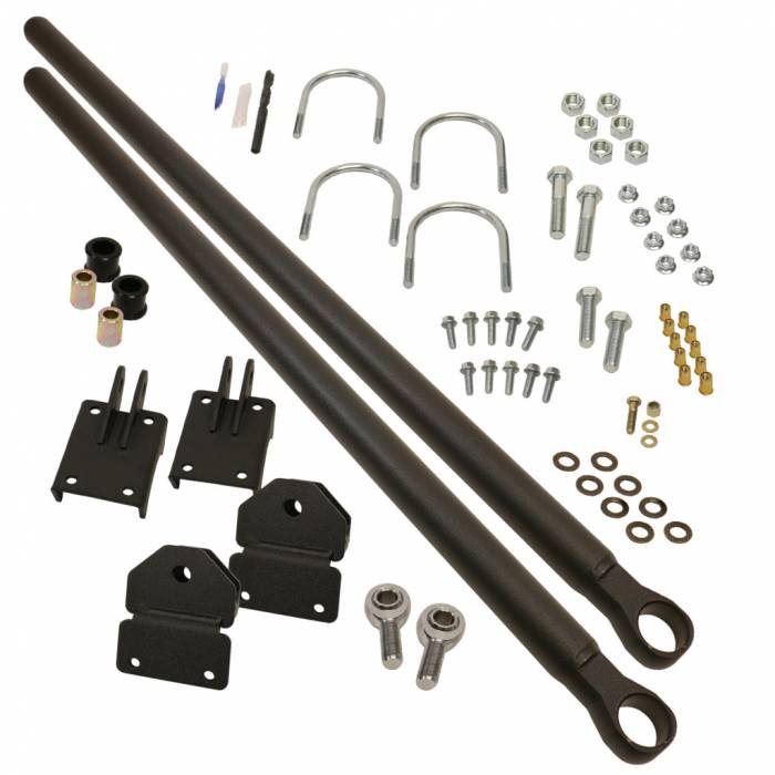 BD Diesel Performance - '03-'18 Dodge Ram 5.9L/6.7L BD Diesel Traction Bars Kit (without OEM Rear Airbags)