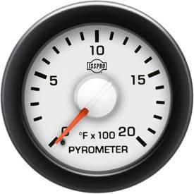 ISSPRO - IssPro R14032 EV2 EGT Gauge 100°-2000°
