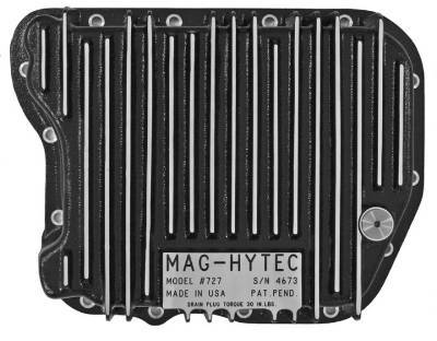 Mag-Hytec - '89-'07 Dodge Ram Mag-Hytec 46/47/48RE Transmission Pan 727-D