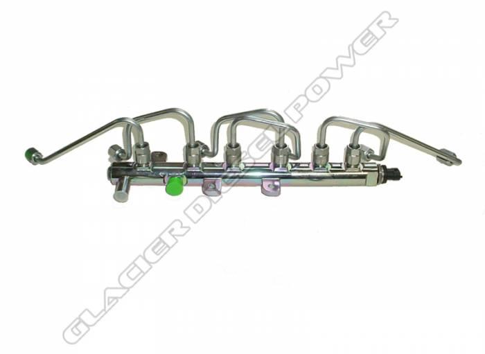 Cummins - '13-'18 6.7L Cummins Fuel Rail & Injector Line Package