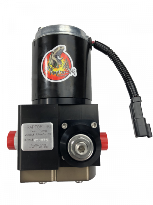 Pureflow Technologies - Raptor RP-4G-100 1998.5-2002 Dodge Cummins with In-Tank Fuel Pump