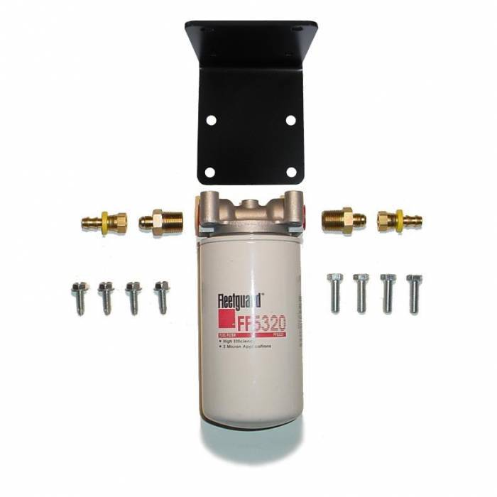 Rattlin' Truck and Tractor - Universal Inline 2 Micron Fuel Filter