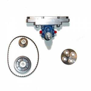 Glacier Diesel Power - '94-'02 Dodge Ram 5.9L Fuel Boss Base Kit for VP-44 and P-pump (Pump/Mount/Drive)