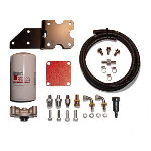 Fuel Filter Systems - 2007.5 thru 2012 Dodge Ram - Filter Systems - Glacier Diesel Power - '10-'12 Dodge Ram 6.7L GDP MK-2 + Big Line Kit
