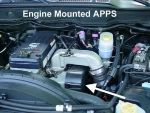 Glacier Diesel Power - '03-'05 Dodge Ram 5.9L GDP MK-2 + Big Line (APPS Mount) - Image 2