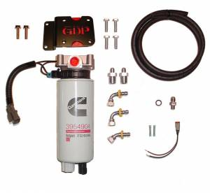 Glacier Diesel Power - '98.5-'02 Dodge Ram 5.9L GDP MK-7 + Big Line Kit (heated)