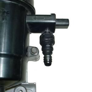"Glacier Diesel Power - '10-'17 Cummins 1/2"" Fuel Filter Inlet QC Connector - Image 3"