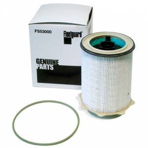 Filter Elements - Air, Oil, Fuel, CCV - Fuel Filters - Fleetguard - '10-'18 Fleetguard FS53000 Nanonet Fuel Filter