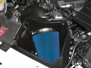 AIRAID - '10-'12 AIRAID 303-254 Performance Air Intake System (Dry - Blue) - Image 4