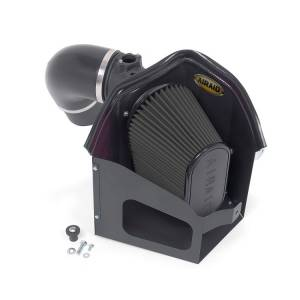 AIRAID Filter Systems - 2007.5 thru 2012 6.7L Ram - AIRAID - AIRAID - '07.5-'09 Dodge Ram 6.7L AIRAID 302-209 Performance Air Intake System (Dry - Black)