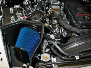 AIRAID - '07.5-'09 Dodge Ram 6.7L AIRAID 303-209 Performance Air Intake System (Dry - Blue) - Image 2