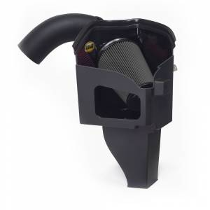 AIRAID Filter Systems - 2007.5 thru 2012 6.7L Ram - AIRAID - AIRAID - '07.5-'09 Dodge Ram 6.7L AIRAID 302-221 Performance Air Intake System (Dry - Black)