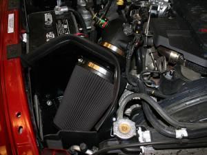 AIRAID - '07.5-'09 Dodge Ram 6.7L AIRAID 302-221 Performance Air Intake System (Dry - Black) - Image 2