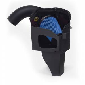 AIRAID - '07.5-'09 Dodge Ram 6.7L AIRAID 303-221 Performance Air Intake System (Dry - Blue) - Image 1
