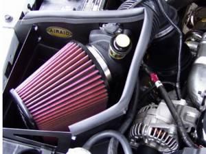 AIRAID - '03-'07 Dodge Ram 5.9L AIRAID 302-155 Cold Air Dam Air Intake (Dry - Black) - Image 2