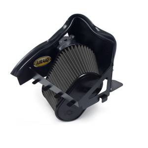 AIRAID Filter Systems - 2003 thru 2007 Dodge Ram - AIRAID - AIRAID - '03-'07 Dodge Ram 5.9L AIRAID 302-155 Cold Air Dam Air Intake (Dry - Black)