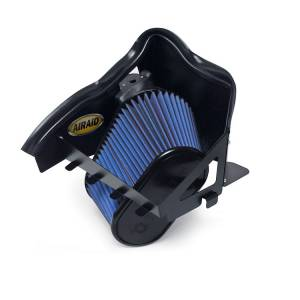 AIRAID Filter Systems - 2003 thru 2007 Dodge Ram - AIRAID - AIRAID - '03-'07 Dodge Ram 5.9L AIRAID 303-155 Cold Air Dam Air Intake (Dry - Blue)
