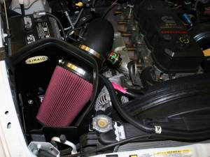 AIRAID - '03-'07 Dodge Ram 5.9L AIRAID 301-259 Air Intake System (Dry - Red) - Image 2