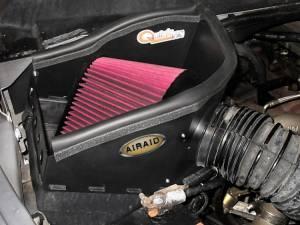 AIRAID - '94-'02 Dodge Ram 5.9L AIRAID 301-139 Air Box System (Dry - Red) - Image 2