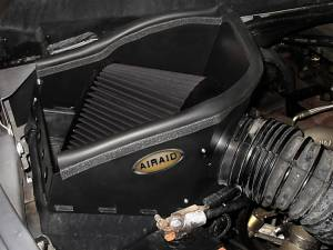 AIRAID - '94-'02 Dodge Ram 5.9L AIRAID 302-139 Air Box System (Dry - Black) - Image 2