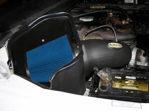 AIRAID - '94-'02 Dodge Ram 5.9L AIRAID 303-269 MXP Air Intake System (Dry - Blue) - Image 2