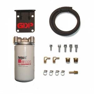 Fuel Filter Systems - 2003 thru 2007 Dodge Ram - Filter Systems - Glacier Diesel Power - '03-'07 GDP MK-2 Filter Kit