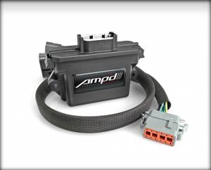 Chips, Programmers,Tuners - Throttle Boosters & High Idle Kits - Amp'D - '07-'18 Dodge Ram 5.9L/6.7L Edge AmpD Throttle Booster 38852-D